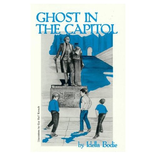 Ghost in the Capitol