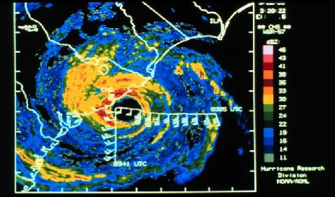 Hurricane Hugo photo