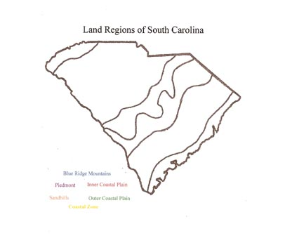 This is an image of SC Landforms.